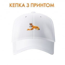 Кепка Big tiger lies