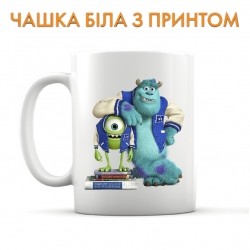 Cup Monsters Inc Friends