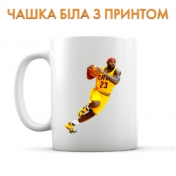 Чашка James Lebron