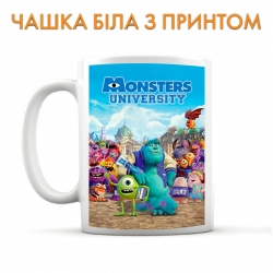 Cup Monsters Inc All Heroes