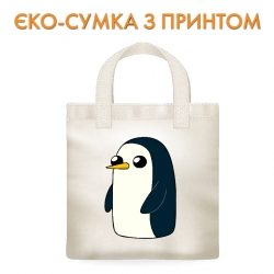 Эко-сумка  Adventure Time Penguin