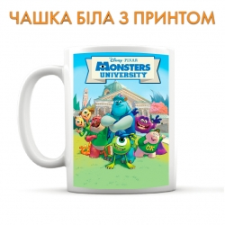 Cup Monsters Inc Main Heroes