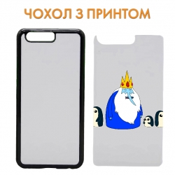 Чехол Adventure Time Ice King With Penguins art.100031