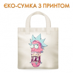 Эко-сумка  Rick And Morty Monster Rick