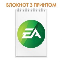 Блокнот The Sims EA Games