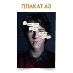 Плакат 13 Reasons Why Tyler