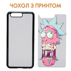 Чехол Rick And Morty Monster Rick art