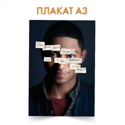 Плакат 13 Reasons Why Marcus Cole