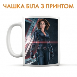 Чашка MARVEL Black Widow