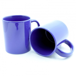 Blue cup for monochrome printing