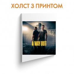 Холст A way out заставка