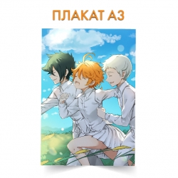 Плакат The Promised Neverland Heroes