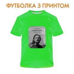Taylor Swift lime shirt