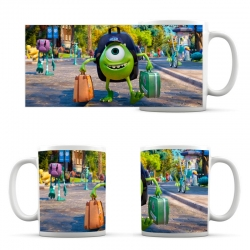 Cup Monster Corporation (Monster University) Mike Wazowski