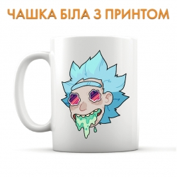 Rick And Morty Rick Sanchez Cup