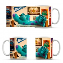 Cup Monster Corporation (Monster University) James Sullivan