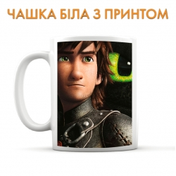 Cup How to Train Your Dragon Hiccup Horrendous Haddock