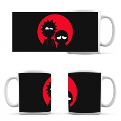Rick and Morty Cup Darkness