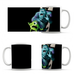Cup Monster Corporation (Monster University) Mike and James