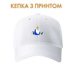 Кепка Adventure Time Ice King With Penguins art.100031