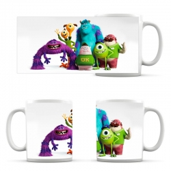 cup Monster Corporation (Monster University) Main Characters