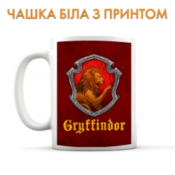 Чашка Harry Potter Gryffindor