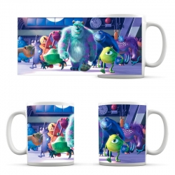 Cup Monster Corporation (Monster University) Home Topic