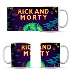 Rick and Morty Cup Main Theme