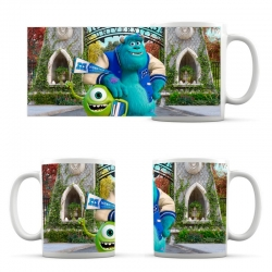 Cup Monster Corporation (Monster University) James and Mike