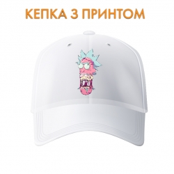 Кепок Rick And Morty Monster Rick