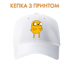 Кепка Adventure Time Jake The Dog art.100036