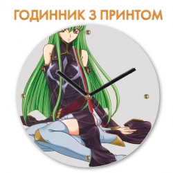 Часы Code Geass C2 Hero