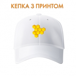 Кепка Bee's honey
