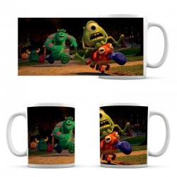 Cup Monster Corporation (Monster University) Chase