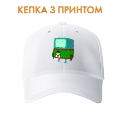 Кепка Adventure Time Christmas Beemo art.100039