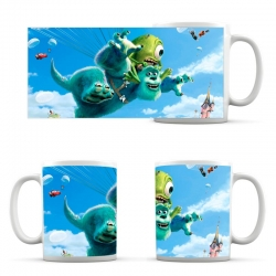 Cup Monster Corporation (Monster University) Flight