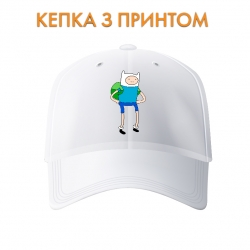 Кепка Adventure Time Finn The Human art.100040