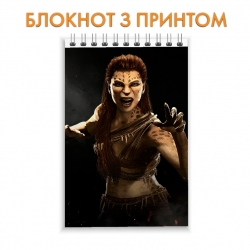 Блокнот Injustice Cheetah