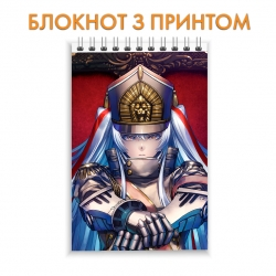 Блокнот Re Creators Cute Altair