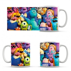 cup Monster Corporation (Monster University) All Heroes
