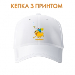 Кепка Adventure Time Jake And Finn art.100041