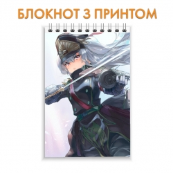 Блокнот Re Creators Altair Girl