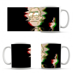 Rick and Morty Cup Rick TV Interference