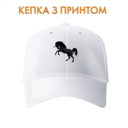 Кепка Black evil unicorn