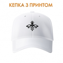 Кепка Bee with crown