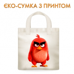 Эко-сумка  Angry Birds Red Bird