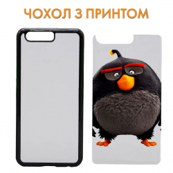 Чехол Angry Birds Black Bird art