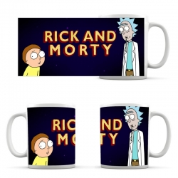 Cup Rick and Morty Heroes