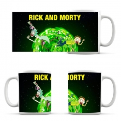 Rick and Morty Smith Cup Rick and Morty Smith