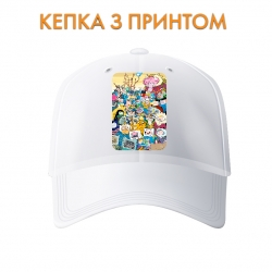 Кепка Adventure Time Heroes Stack art.100282
